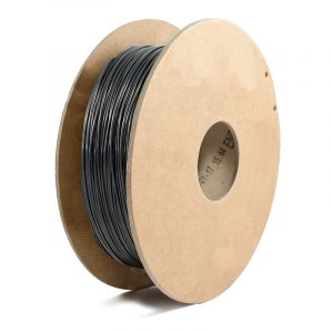 Black 3D printer filament