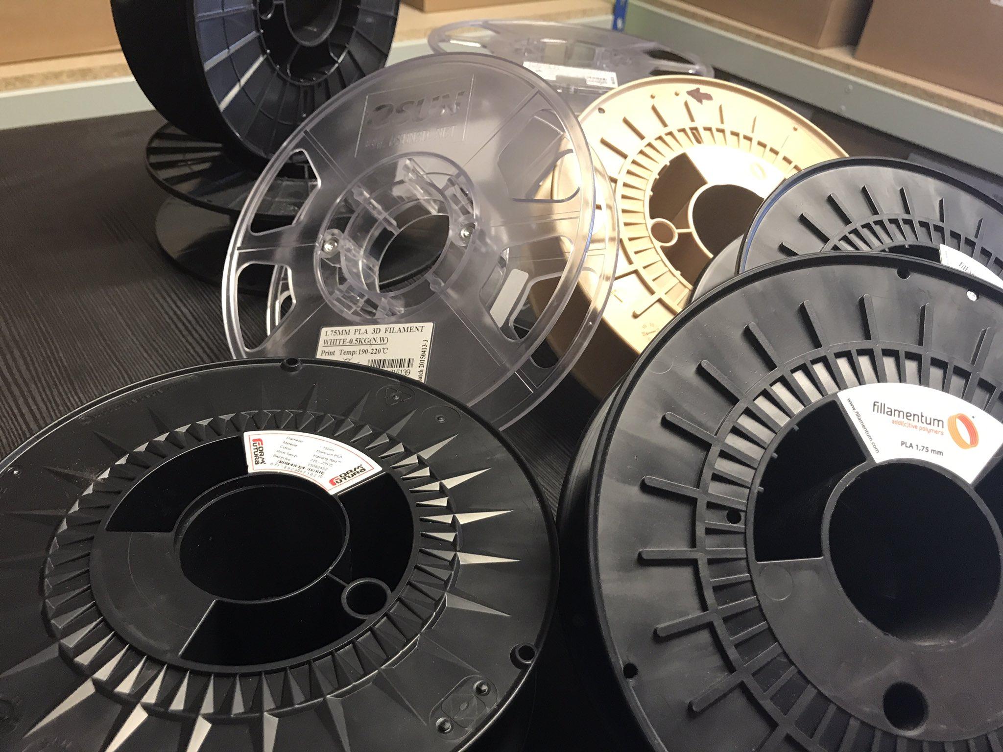 return your empty spools filamentive recycled 3d printer filament