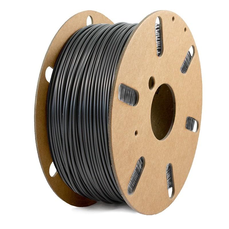 3d Printer Filament >> Pla 3d Printer Filament Black Filamentive