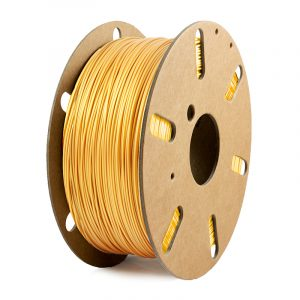 Wood PLA 3D Printer Filament – Natural   Filamentive