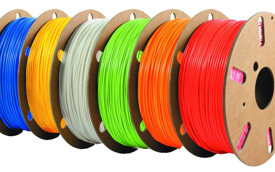 The UK 3D Printing Filament Market in 2021
