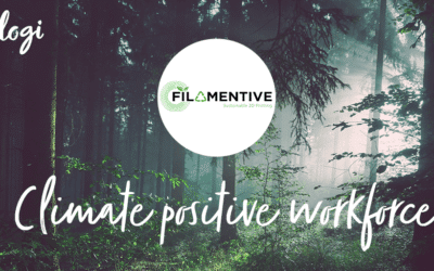 Filamentive partner with Ecologi to become Climate Positive