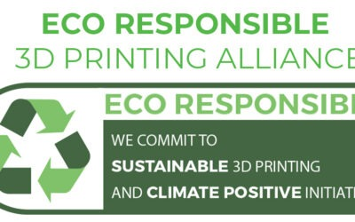 Filamentive Launch Eco Responsible 3D Printing Alliance™ to Promote Sustainable Additive Manufacturing